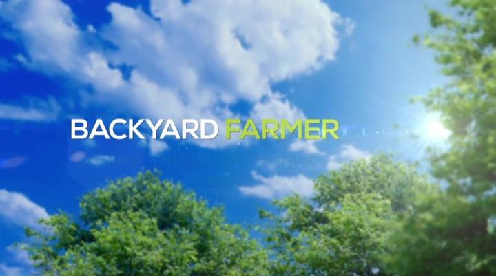 Backyard Farmer Coming Thursday April 6th, 7pm NET