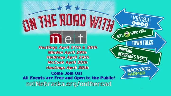 On the Road with NET Generic Promo Apr 27-30 2017