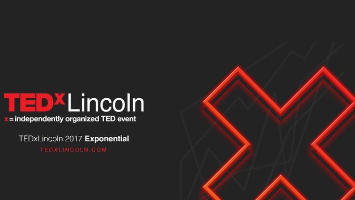 TEDx Lincoln September 14, 2017