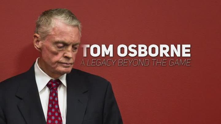 Tom Osborne: A Legacy Beyond the Game 	Sunday 7pm CT