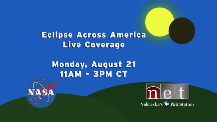 Eclipse Across America Coverage NASA & NET August 21 2017