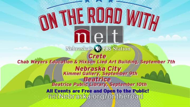 On the Road with NET PBS Kids Event Crete, Nebraska City, Beatri