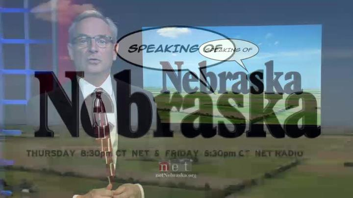Speaking of Nebraska 201 College Athletics Thursday 8:30pm CT NE