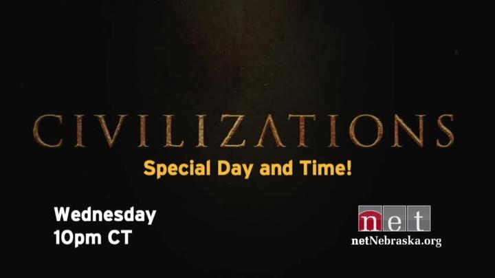 Civilizations 105 Wed 10p