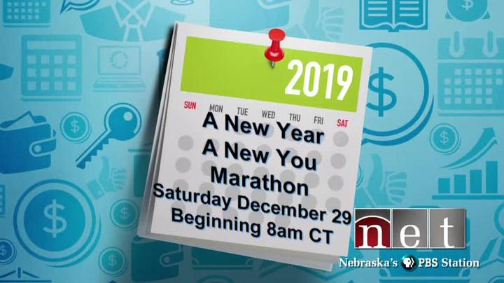 A NEW YEAR…A NEW YOU Marathon December 29 NET