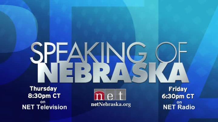 Speaking of Nebraska Thu 8:30pm NET & Fri 6:30 NET Radio