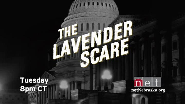 The Lavender Scare Tuesday 8pm