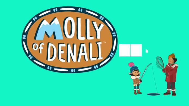 PBSK Molly of Denali New Eps 2019 All Week