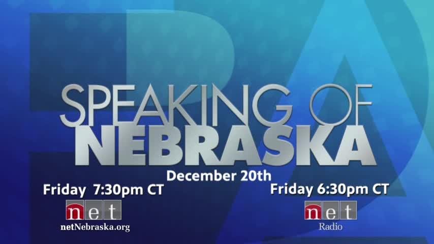 Speaking of Nebraska 313  Dec 20