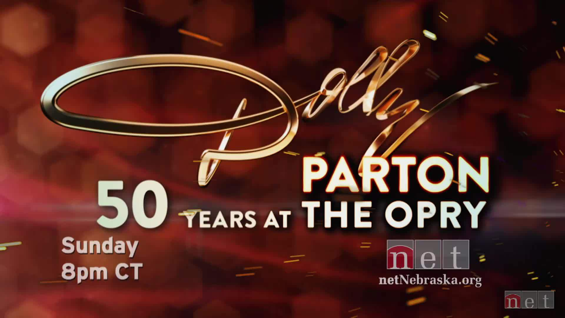 Dolly Parton & Friends: 50 Years at the Opry Sun 8pm