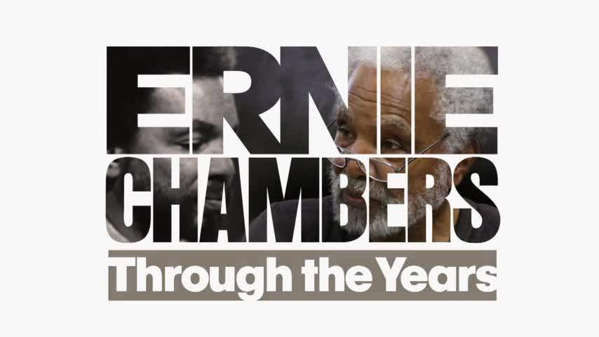 Ernie Chambers Through the Years Coming April 18th 6pm CT NET