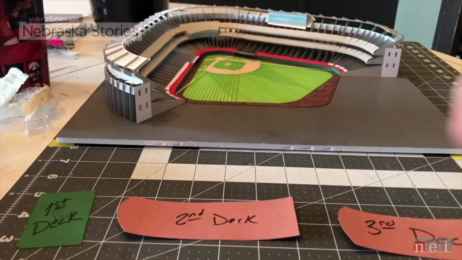 Paper Stadiums