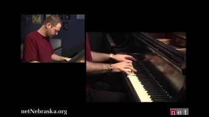 "Stavros Laparidis Performs ""Ballade in G Minor"""