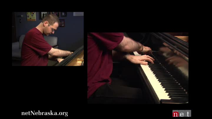 "Stavros Laparidis Performs ""Harmonies of the Evening"""